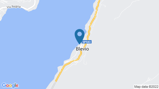 Blevio View and Pool Map