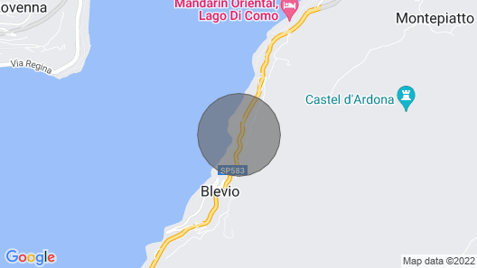 Blevio Villa, Sleeps 12 with Pool, Air Con and WiFi Map
