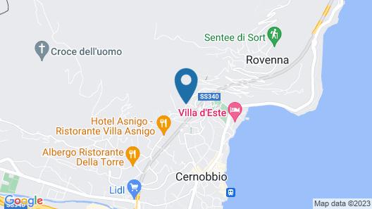 Hotel Asnigo Map