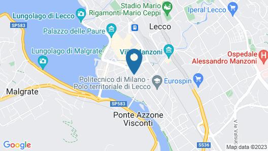 La Nostra Casa in Centro Map