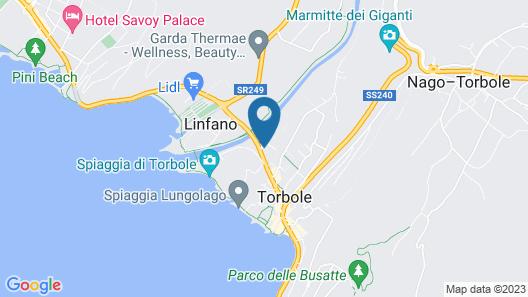 Hotel Piccolo Mondo Map