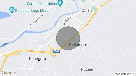 Scopri la Valcamonica, il Lago D'iseo e la Franciacorta Map
