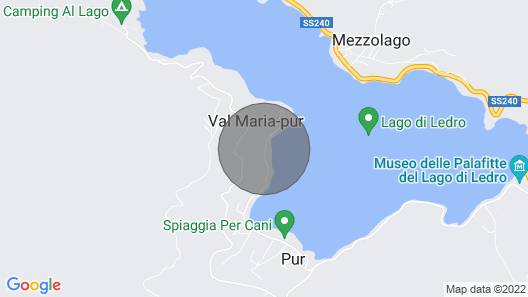 Apartment Ca'Serena (LDL581) in Lago di Ledro - 5 persons, 2 bedrooms Map