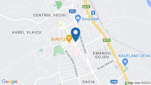 Sarmis Map