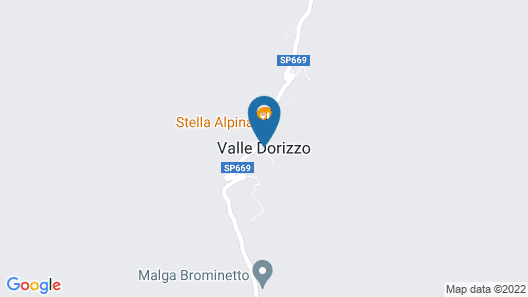 Affittacamere Di Scavoni Paolo Map