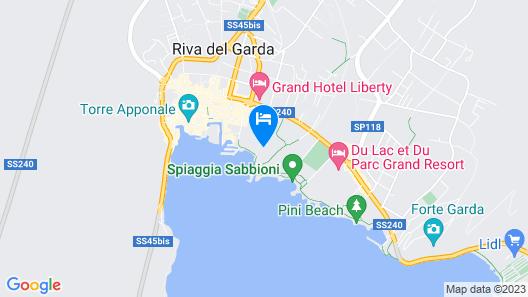 Lido Palace Map