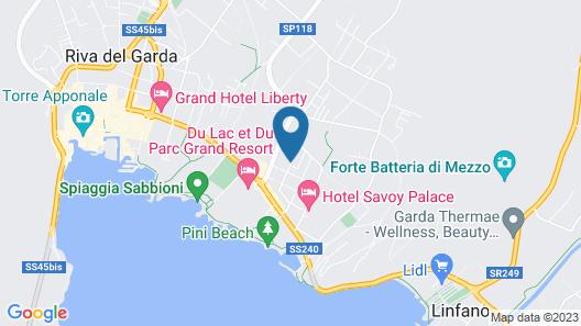 Garda Life Map