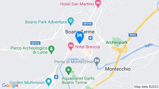 Hotel San Marco BB Map