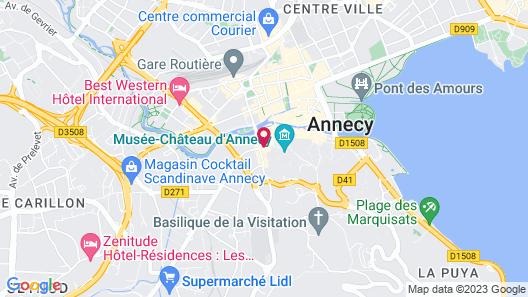 Take Me Home - Le Libellule Map