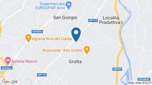 O-live Agriresort Map