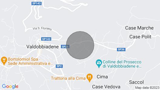Appartamento Colibrì Map