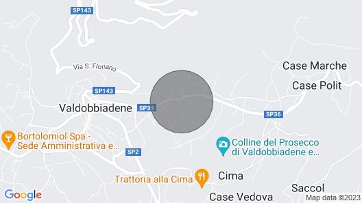 Appartamento Rondine Map