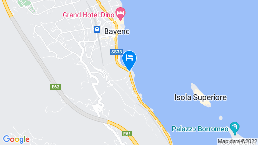 Hotel Splendid Map
