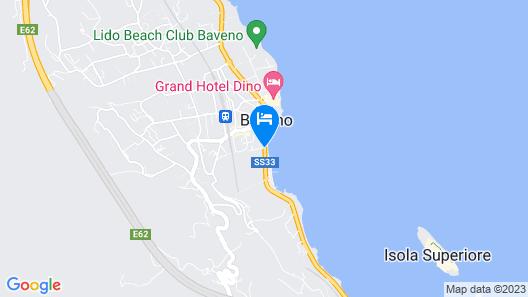 Hotel Beau Rivage Map