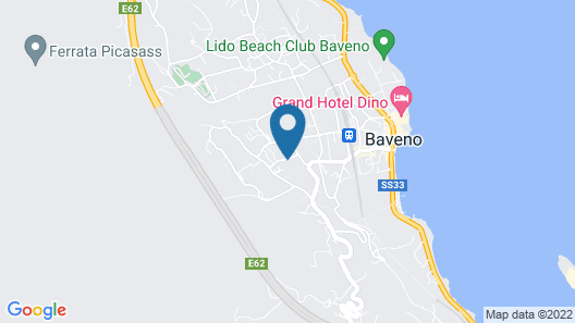 Quaint Holiday Home in Baveno With Terrace Map