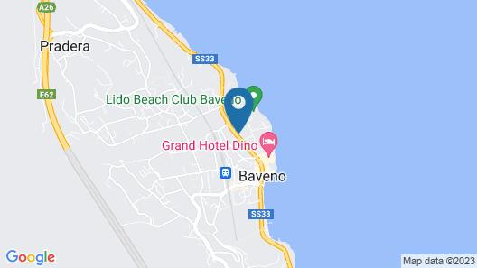 Hotel Simplon Map