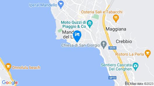 Mamma Ciccia Map