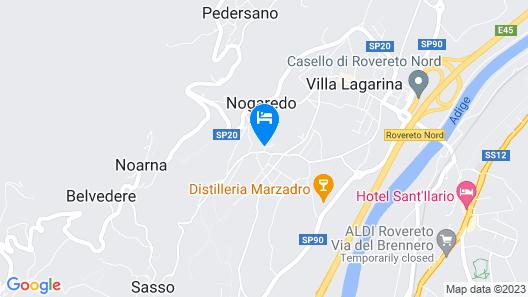 Relais Palazzo Lodron - Guest House Map