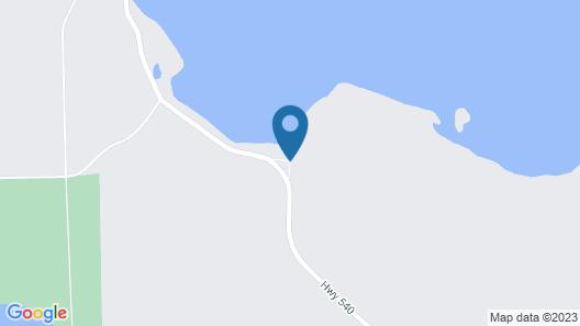 White Sea Resort Map