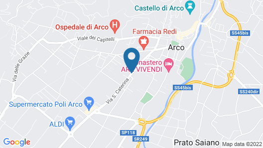Arco Smart Hotel Map