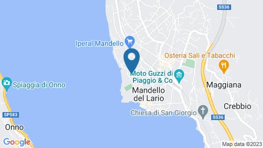 Casa Gelsomnio Map