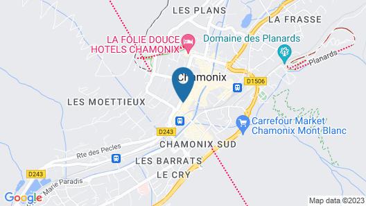 Hotel Richemond Map