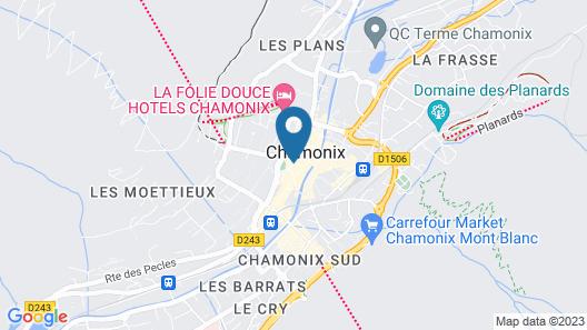 Park Hotel Suisse & Spa Map