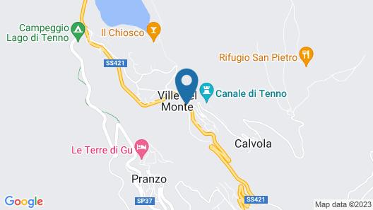 Casa Roseti Map