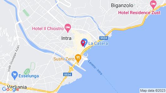 VERBANIA - LUXURY ITALY APARTMENTS Map