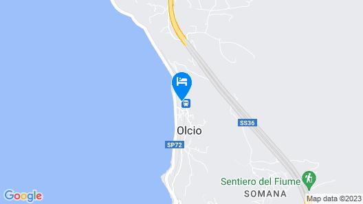 Casa Della Musica Map