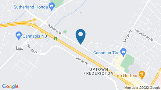 Comfort Inn Map
