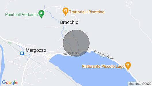 Vacation Home Iride in Mergozzo - 4 Persons, 2 Bedrooms Map