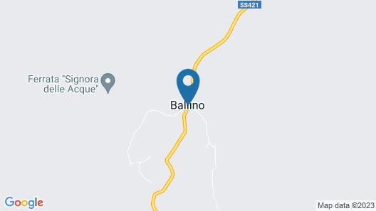Albergo Villa Corona Map