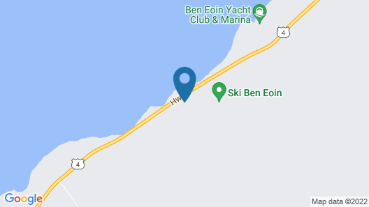 The Lakes at Ben Eoin Golf Club and Resort Map