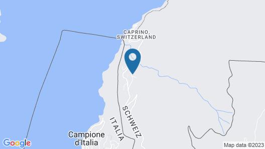 Casa Gialla Map