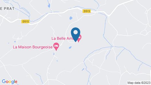 La Belle Ame Map