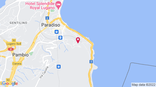Vista Paradiso Map