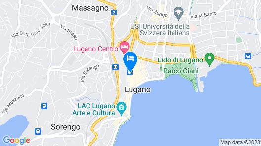 LUGANODANTE - We like you Map