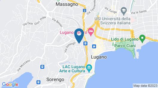 Montarina Map