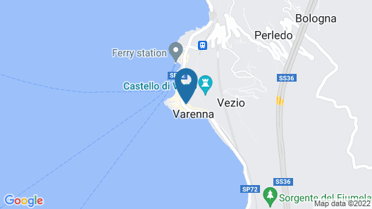 Hotel Villa Cipressi, by R Collection Hotels Map