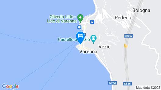Wonderful Casa Bella Map
