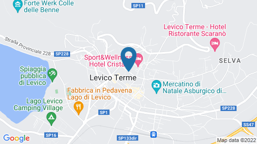 Hotel Lucia Map