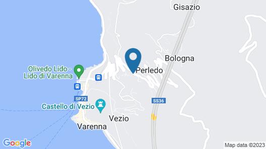 Regolo House Map