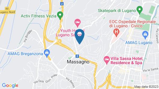 Girasole Map