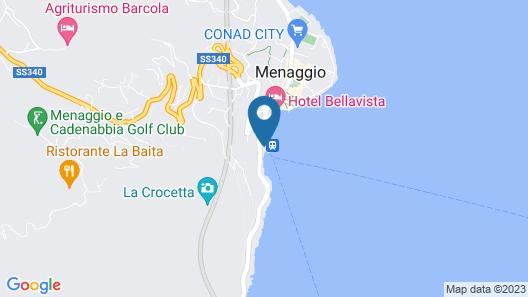 Hotel Bellavista Map