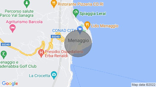 Pianello del Lario Villa, Sleeps 14 With Pool, Air Con and Wifi Map
