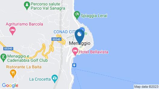 Riva Grande Map