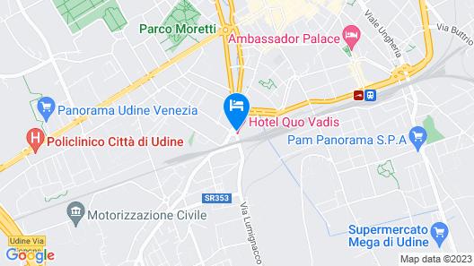 Quo Vadis Map