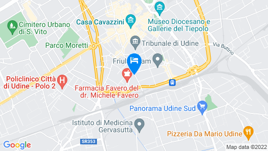 Italianway - Piazzale Unità d'Italia 3 Map