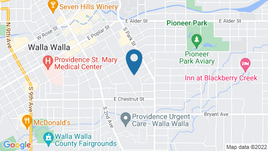 Beautiful Historic Landmark Downtown Estate Map